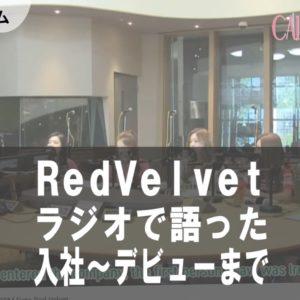 [Kpop]RedVelvet オーディション~デビューを語る#1